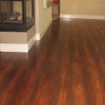 Faux Wood Floor