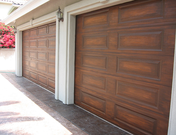 Garage Doors & More | Showcase Beams on signs and more, kitchen cabinets and more, painting and more, air conditioning and more, blinds and more,